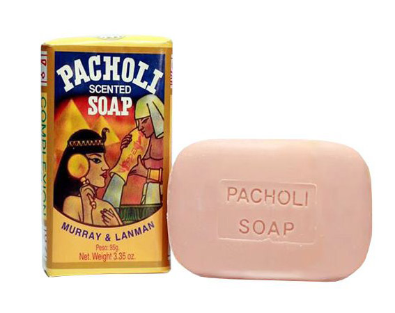 Murray & Lanman Pacholi scented soap - mydlo, 95 g