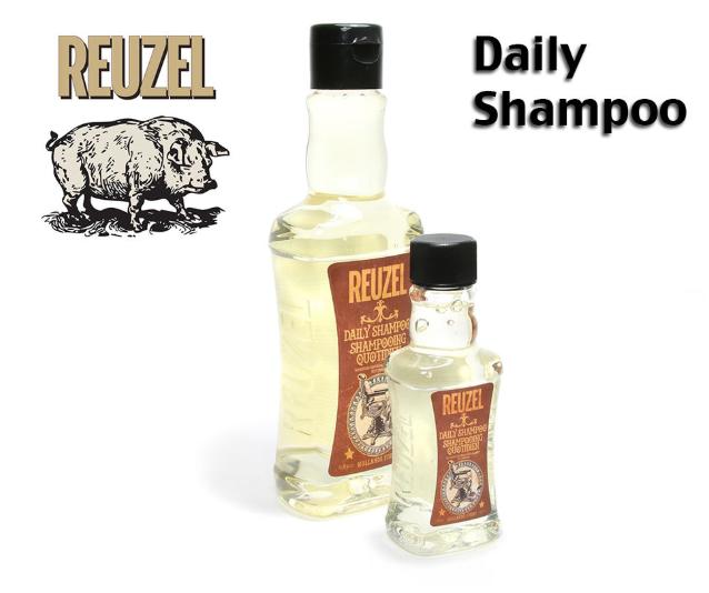 Reuzel Daily shampoo - šampón na denné používanie