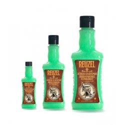 Reuzel SCRUB shampoo - čistiaci šampón na vlasy