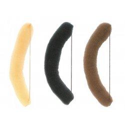 Výplň do vlasů banán s gumičkou, 18 cm