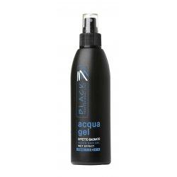 Black acqua gel - tekutý gel ve spreji 200 ml