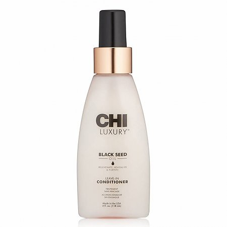 CHI Luxury Black Seed Oil Leave-in Conditioner -  bezoplachový kondicionér, 118 ml