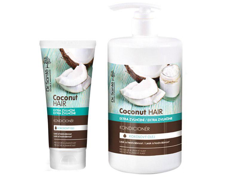 Dr. Santé Coconut Hair Conditioner - kondicionér na vlasy s výtažky kokosu pro suché a lámavé vlasy