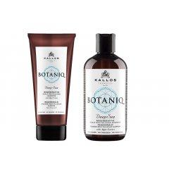 Kallos Botaniq Deep Sea - šampón na obnovu pokožky hlavy