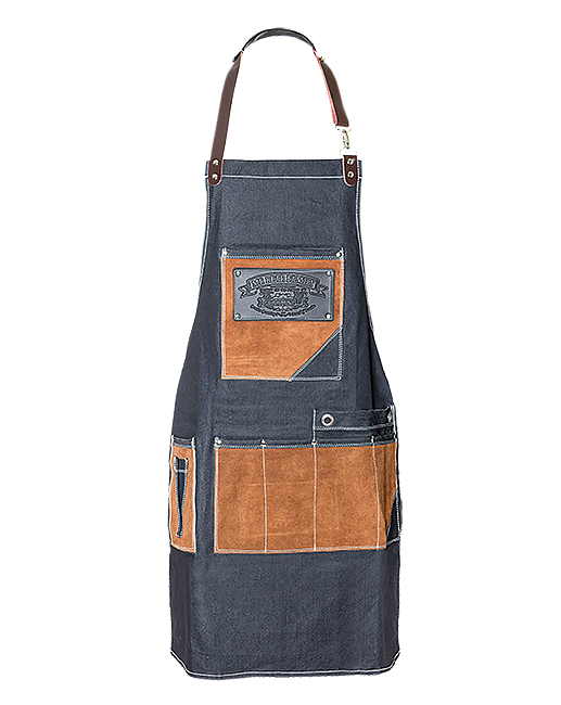 ​Mr. Bear Family Barber Apron - holičská zástěra