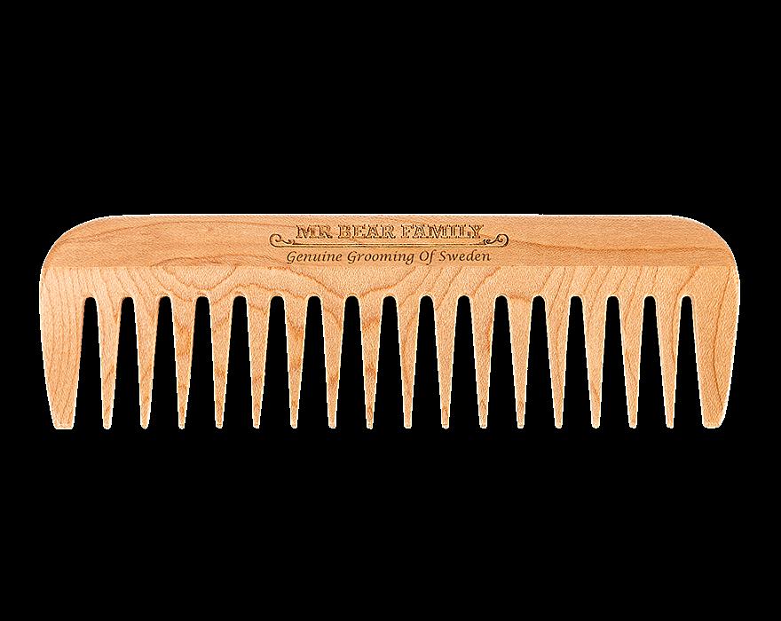 Mr. Bear Family Beard Comb - hrebeň na bradu