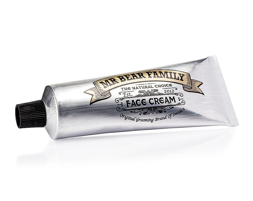 Mr. Bear Family Face Cream - krém na obličej pro muže, 50 ml