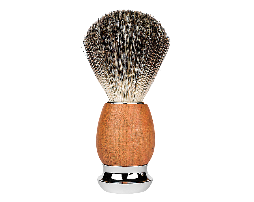 Mr. Bear Family Shaving Brush - Pure Badger  - štetka na holenie