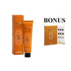 AKCIA: 20x Keyra cosmetics - profesionálna farba na vlasy s keratínom, 100 ml + vzorkovník farieb