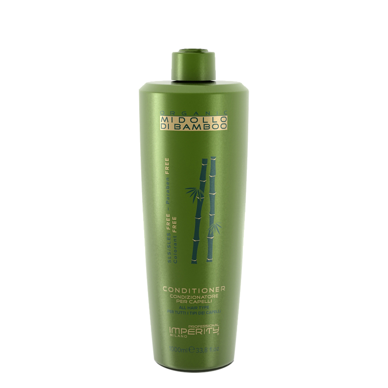Imperity Organic Midollo Di Bamboo Conditioner - hydratačný kondicionér