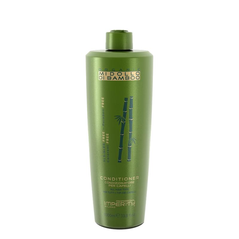 Imperity Organic Midollo Di Bamboo Conditioner - hydratační kondicionér