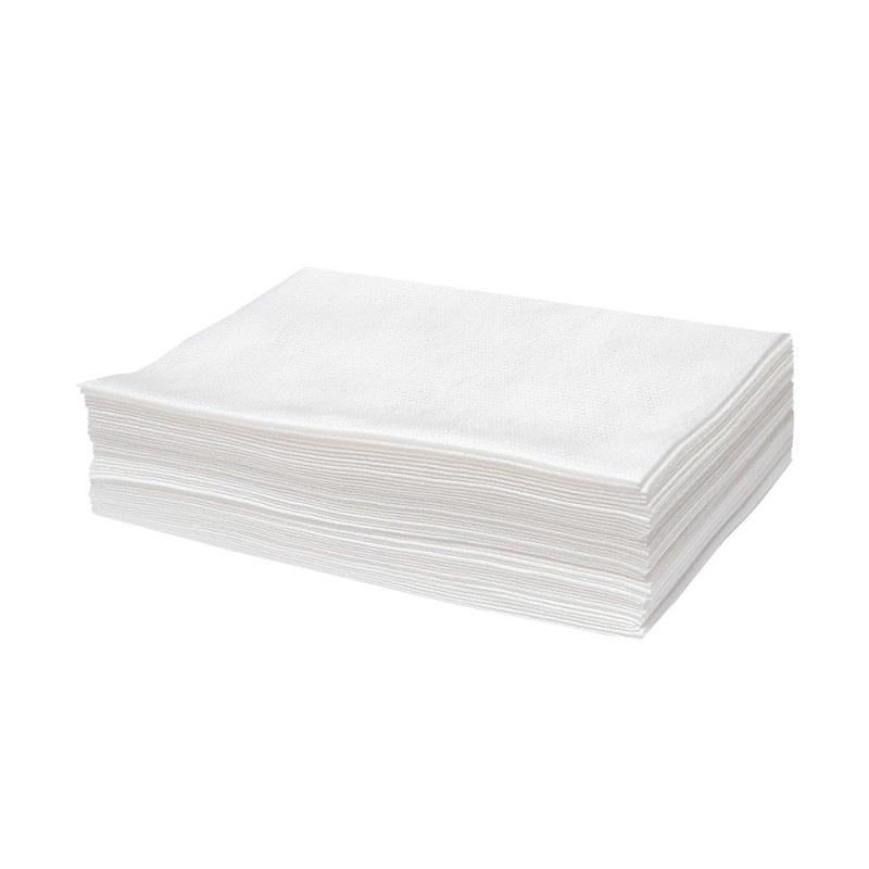 Jednorázový uterák z vlákniny EC/010/100XXL ECOTER - 76x40 cm, 100 ks