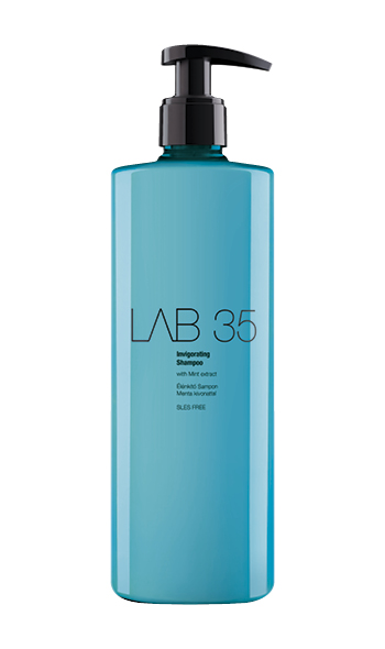 Kallos LAB 35 Invigorating - posilňujúci šampón, 500 ml