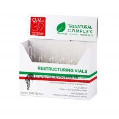 OiVita 39 Restructuring Vials - rekonštrukčné ampulky, 12x10 ml