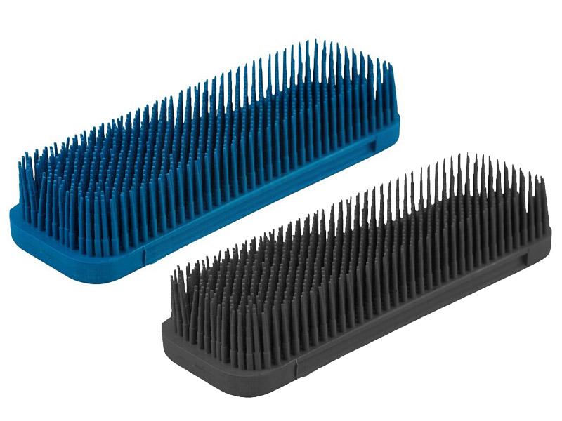 Comair gumová kefa na odstránenie vlasov, antistatická