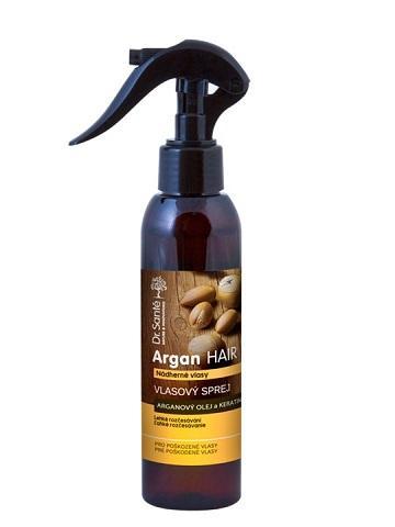 Dr. Santé Argan For Damaged Hair - hydratačný sprej na poškodené vlasy, 150 ml