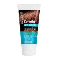 Dr. Santé Keratin Moisturizing and hair recovery - kondicionér pre vlasy lámavé a bez lesku, 200 ml