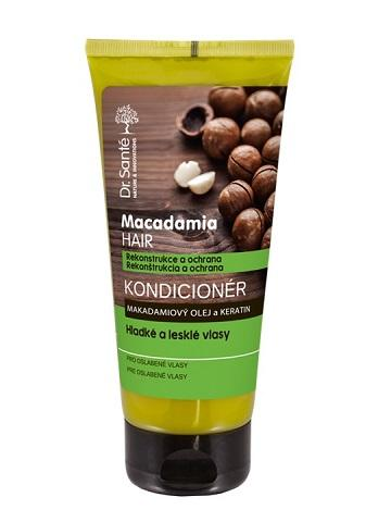 Dr. Santé Macadamia Reconstruction and Protection - kondicionér pre oslabené vlasy, 200 ml