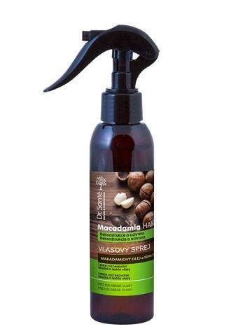​Dr. Santé Macadamia Reconstruction and Protection - sprej pro oslabené vlasy, 150 ml