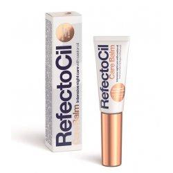 RefectoCil Care Balm - intenzivní noční péče na obočí a řasy s ricinovým olejem, 9 ml