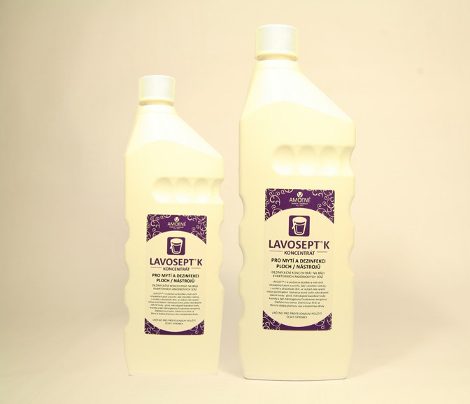 Amoene Lavosept® - na dezinfekci ploch a nástrojů - koncentrát