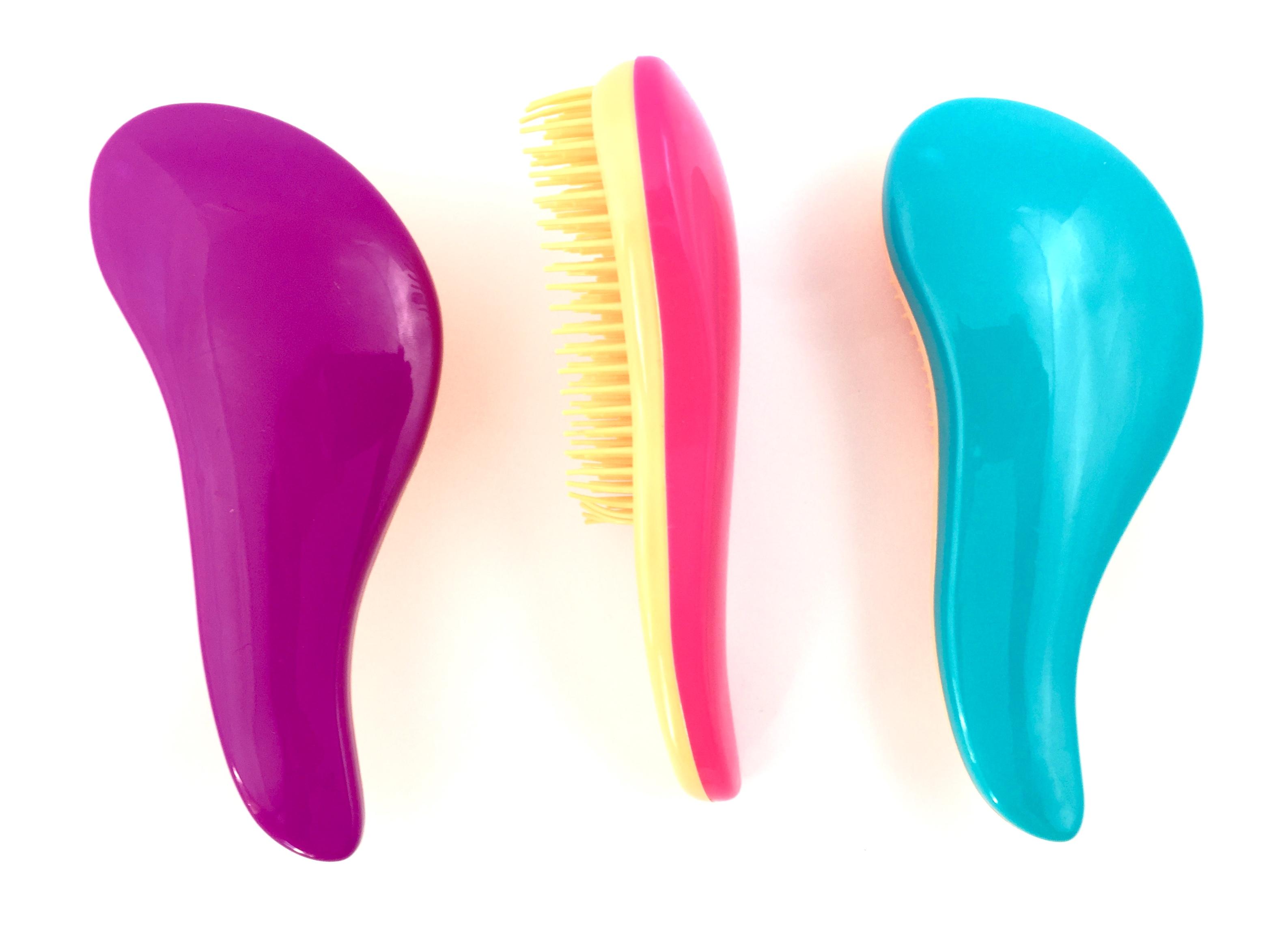 JzA 1801-9-1 Small Hair Brush - malé kartáče na rozčesávání vlasů