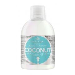 Kallos Coconut - výživný šampón s kokosovým olejom, 1000 ml