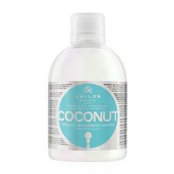 Kallos Coconut - výživný šampon s kokosovým olejem, 1000 ml