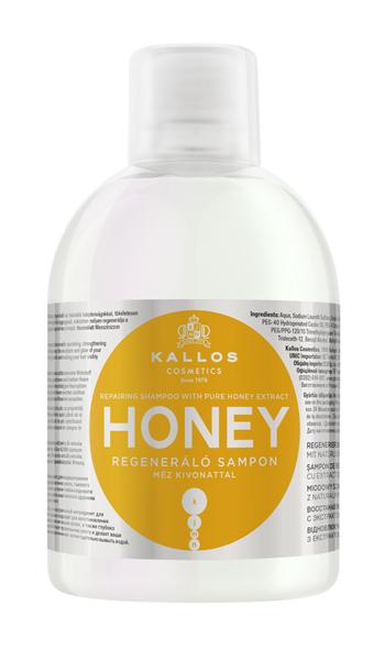 Kallos Honey - regeneračný šampón s medovým extraktom, 1000 ml