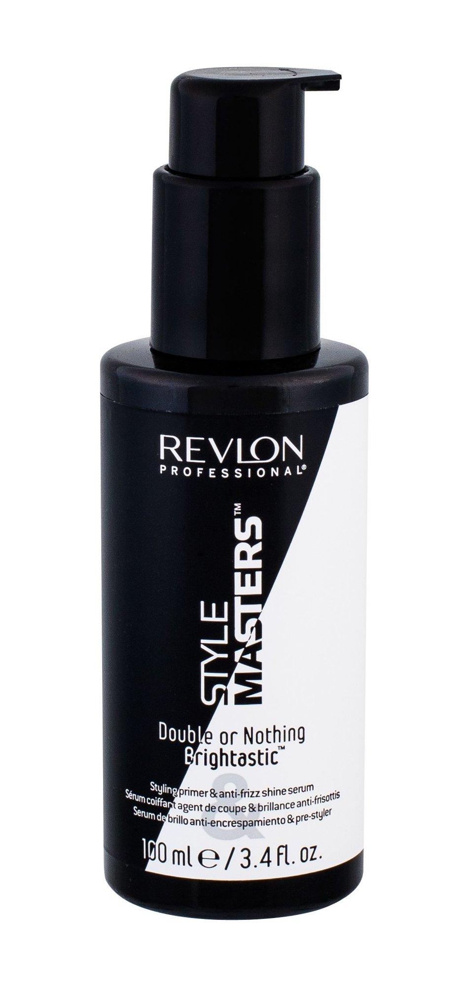 Revlon Style Masters Brightastic Anti-Frizz -  sérum pre uhladenie vlasov, 100 ml