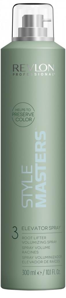 Revlon Style Masters Elevator Volume Spray - sprej pro objem od kořínků, 300 ml
