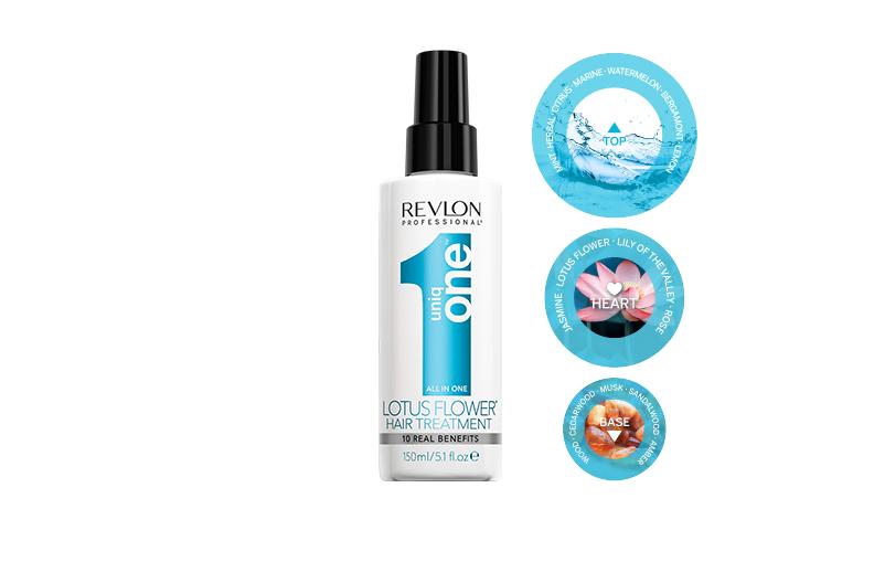 UNIQ ONE Lotosový kvet - regeneračná kúra pre všetky typy vlasov , 150 ml