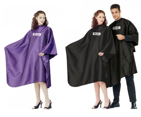 Wahl - pláštenka na strihanie, farbenie, na suchý zips