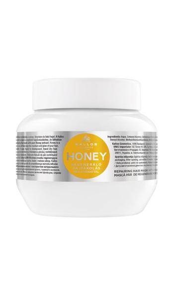 Kallos Honey - regenerační maska s medovým extraktem, 275 ml DÁREK