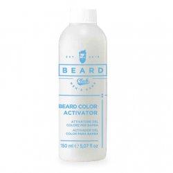 Beard Club Beard Color Activator - aktivátor ke gelovým barvám na bradu, 150 ml