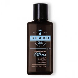 Beard Club Beard oil Citrus - olej na bradu citrus, 50 ml