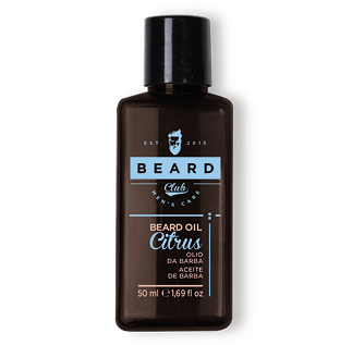 ​Beard Club Beard oil Citrus - olej na bradu citrus, 50 ml