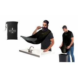 Beard Club Cape 20308 - pláštenka s prísavkami