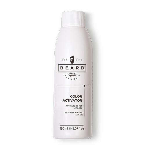 Beard Club Hair Color Activator - aktivátor ku gélovým farbám na vlasy pre mužov, 150 ml