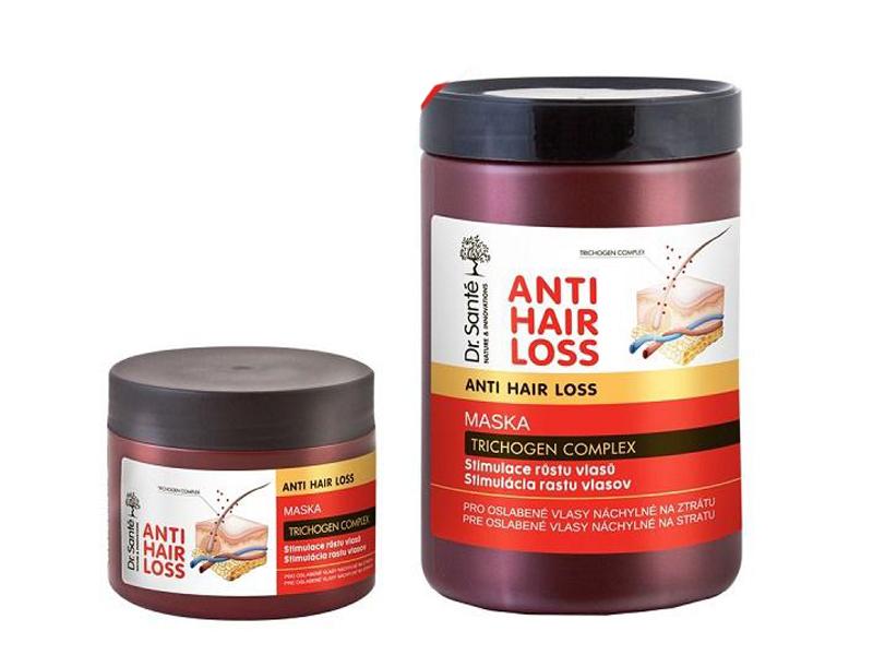 Dr. Santé Anti Hair Loss - maska na stimulaci růstu vlasů