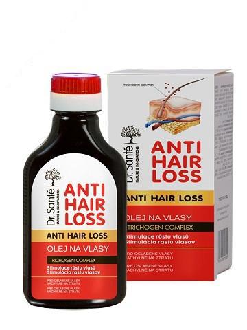 Dr. Santé Anti Hair Loss - olej na stimuláciu rastu vlasov, 100 ml