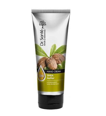 Dr. Santé Hand Cream Shea Butter - krém na ruce s bambuckým máslem, 75 ml
