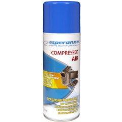 Gembird - stlačený vzduch, 400 ml