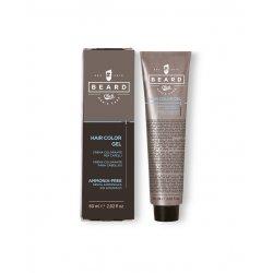 Beard Club Hair Color Gel - gélová farba na vlasy pre mužov, 60 ml