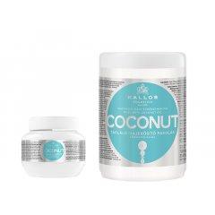 Kallos Coconut - výživná maska s kokosovým olejom