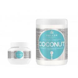 Kallos Coconut - výživná maska s kokosovým olejem
