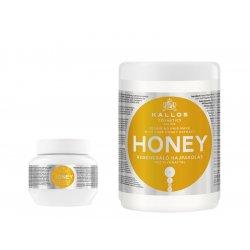 Kallos Honey - regenerační maska s medovým extraktem