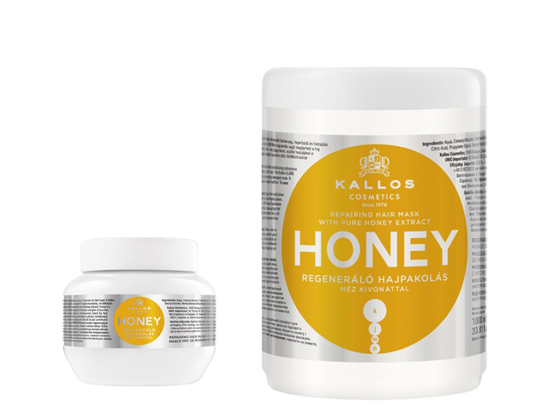 Kallos Honey - regeneračná maska s medovým extraktom
