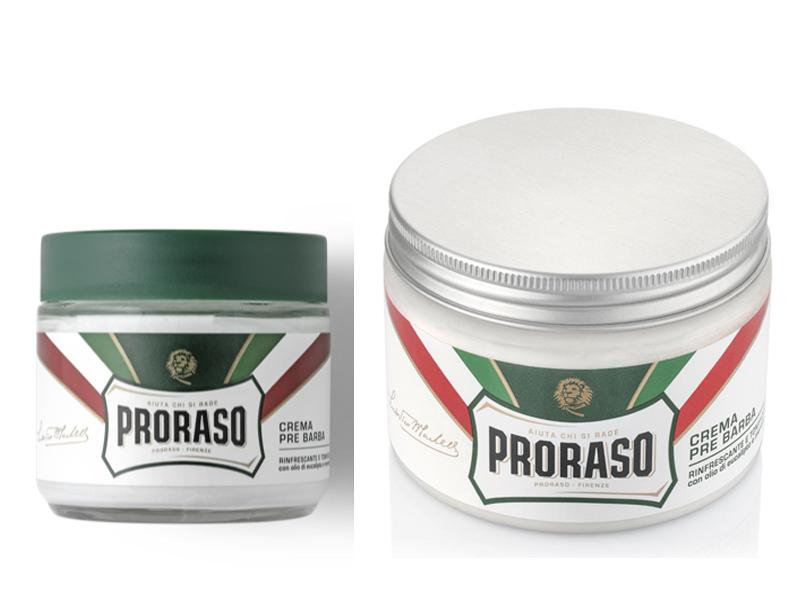 Proraso Pre-Shave Cream Refreshing - osvěžující krém před a po holení