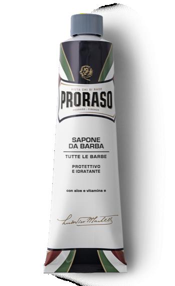 Proraso Shaving Cream tube Protective - ochranný krém na holení v tubě, 150 ml